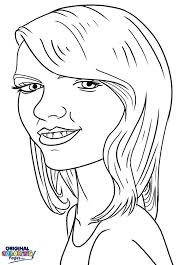 Taylor Swift Coloring Pages Unique New Taylor Swift Coloring Pages