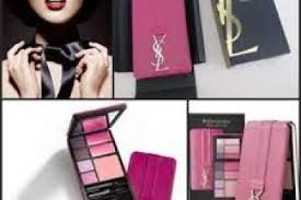 set ysl pink edition palette limited 12 5g 1300k Палетка very yves saint lau makeup