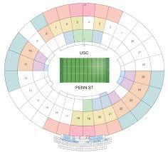 Rose Bowl Seating Chart Ucla Football Owasso Community Theater