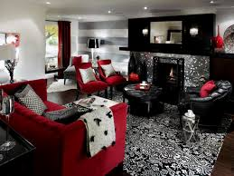 Red And Gray Living Room Black Grey And Red Living Room Ideas Best Living Room 2017