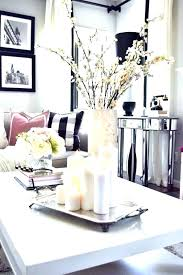 side table decor round coffee decorations how to decorate a medium size of ideas living side table decor decorating ideas
