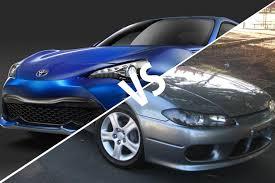 2017 Toyota 86 GT vs 2001 Nissan 200SX: new vs used | MOTOR