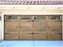 how much does it cost to install a garage door garage door installation how much