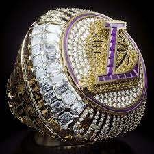 In 1960, the lakers brought their team out west to los angeles where they've played championship basketball ever since, 16 nba. Los Angeles Lakers Honor Kobe Bryant On Championship Rings