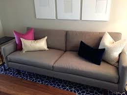 room and board sofa lovely room and board sofa bed with shimmer modern throw pillows modern