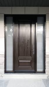 modern glass front door lovely modern exterior front door modern doors