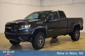 New 2018 Chevrolet Colorado 4WD ZR2 Extended Cab in Blair #318547 ...