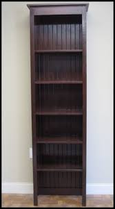 rustic wood retail bookcase shelf display burdy