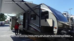 coleman travel trailers floor plans. dutchmen-coleman light-3025re coleman travel trailers floor plans l