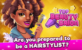 top beauty salon hair and makeup parlor game