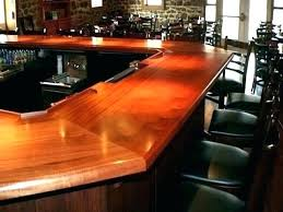 sealing best finish for wood countertops countertop tung oil wooden way to kitchen the marine in