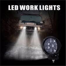 Suv Light Bar Hot Item 45w Work Light Bar Led Light Flood Beam Offroad Suv