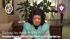 Church of the Living God - A Chat with Bishop Hopkins | Facebook