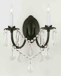 cool crystal bathroom lighting the sconce metrojojo wall sconces astounding home furniture from hung shelving units deer antler chandelier ground for