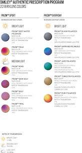 10 Circumstantial Oakley Lens Color Guide