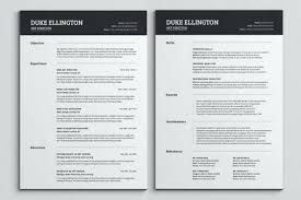 Resume Template For Mac Pages Pages Resume Templates Apple Pages