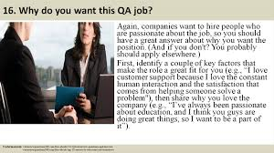 132 Qa Interview Questions And Answers Youtube