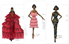 See more ideas about diana ross, motown, diana ross supremes. 247 000 Swarovski Crystals Illuminate Diana Ross And The Supremes Costumes In Motown The Musical See The Sketches Instyle