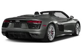 audi r8 convertible black. Contemporary Convertible 2018 Audi R8 Exterior Photo Inside Convertible Black Y