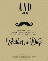 and men father s day offer worth rs 5000 get a gift voucher