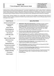 Enchanting E Commerce Testing Resume Mold Examples Professional