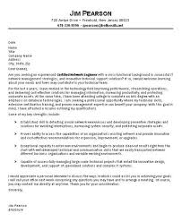 9 Best Images Of Technology Cover Letter Sample Information