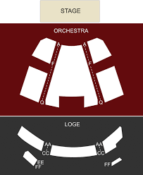 Lincoln Theatre Columbus Oh Seating Chart Stage