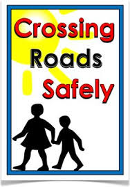 road safety bingo email blagdonrainbows hotmail com for the  crossing roads safely treetop displays a set of 8 elegant a4 posters showing and
