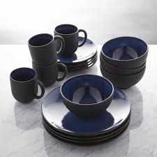 blue dinnerware sets. Plain Blue In Blue Dinnerware Sets U