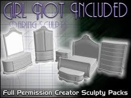 GNI Gift Box   F/p SB Bedroom Furniture Set