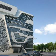 Office building design architecture Clinical Laboratory Office Building Of Gas Company By Naser Nasiri And Taher Nasiri Office Building Of Gas Company By Naser Nasiri And Taher Nasiri