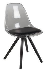 Chaise Design Pas Cher Chaise Oskar 22232 11 Noir Home Decor Decor Chair