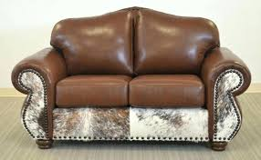 western leather sofa western leather sofa large size of on hide chair for greatest western leather