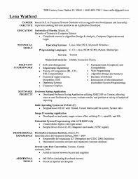 20 Software Developer Resume Objective