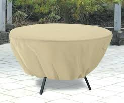 outdoor table covers round patio table cover with zipper
