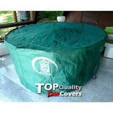 garden round table and chairs cover