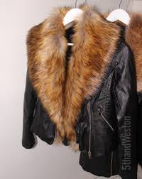 jacket faux fur biker jacket faux furjacket fur jacket black leather jacket black jacket faux fur collar jacket fur collar coat