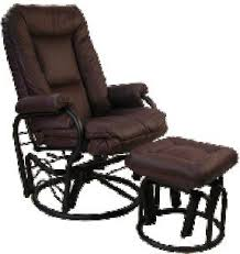 swivel and rocking chairs. Swivel Glider Rocker Chair With Ottoman And Rocking Chairs