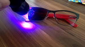 Dark To Light Sunglasses Transition Glasses Under Uv Light