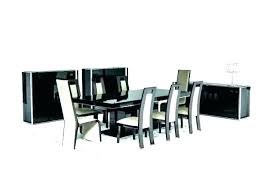 italian lacquer dining room furniture. Wonderful Dining Lacquer Dining Table Elegant Black  Room Set On Italian Lacquer Dining Room Furniture