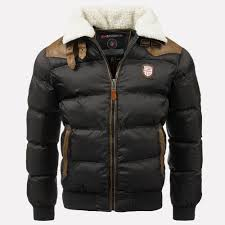 Designer Winter Jackets Details About Geographical Norway Warm Designer Mens Winter Quilted Winter Jacket New