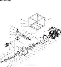 Kohler wp20 3001 2 inch pro water pump parts diagram for water pump rh jackssmallengines domestic water booster pump diagram engine water pump diagram