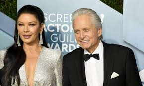 A look at the life of catherine zeta jones, following her disclosure she has received treatment for bipolar disorder after dealing with the stress of her husband's cancer battle. Catherine Zeta Jones Shares Rare Family Photo For Father S Day