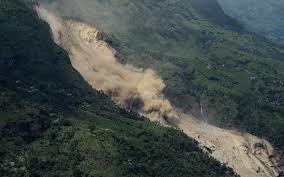 「2014, huge landslides in afghanistan」の画像検索結果