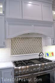 Intricate Backsplash Designs behind Stove to Revive your Kitchen  Atmosphere: Awesome Small Decorative Backsplash Behind
