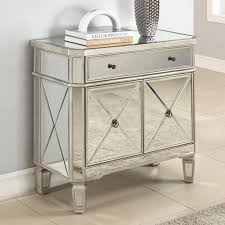 small cream console table. small and narrow mirrored console table with double door drawer plus wooden legs on cream creamic floor tiles ideas o