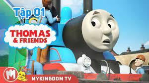 Bộ sưu tập xe lửa Thomas và Những người bạn siêu đẹp mùa giáng sinh   VƯƠNG  QUỐC ĐỒ CHƠI 34 - YouTube
