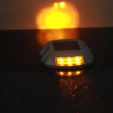 led dock lights. Solar Deck Lights LED Dock Light Step Road Path Waterproof Security Warning Driveway Led )