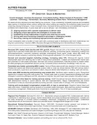 Sample Resume For Sales And Marketing Position Sales And Marketing Manager Resume Samples Enderrealtyparkco 18
