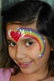 simple kid face painting ideas 30 cool face painting ideas for kids hative free